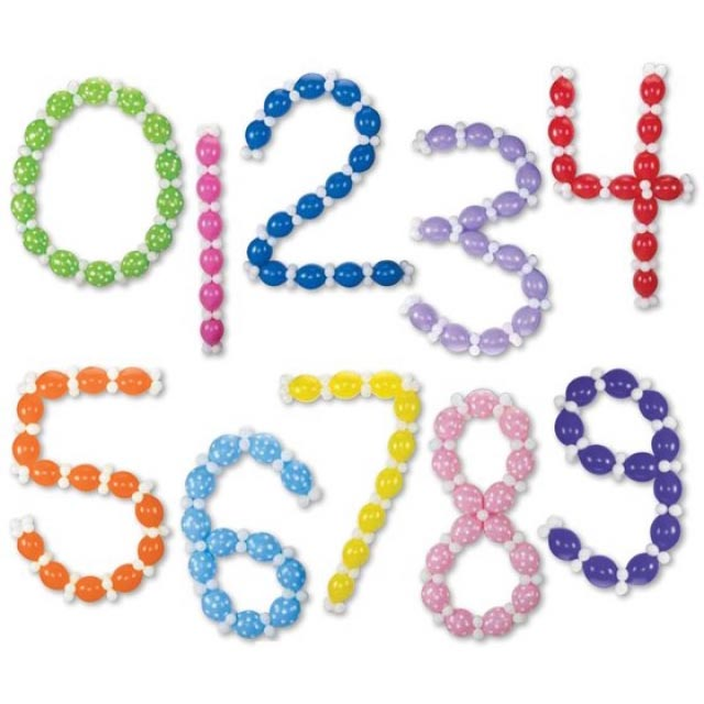 Как сделать цифру из длинных шариков - Xaxatalka.ru
